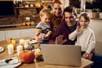 How to Be Cybersecure in Virtual Family Gatherings